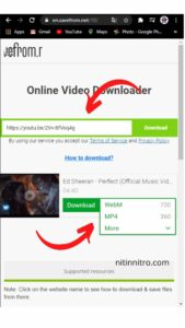 How to Download Video from YouTube on iPhone 2021