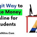 5 way to make money online