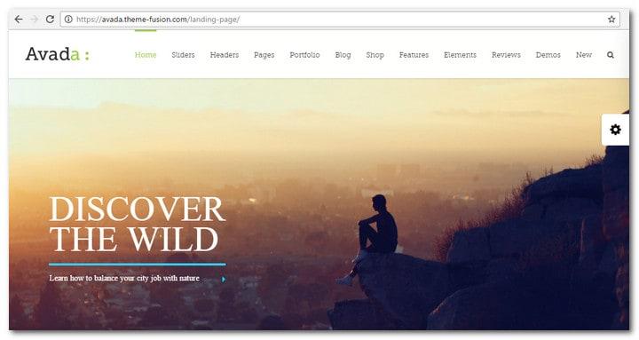 Avada Theme For WordPress
