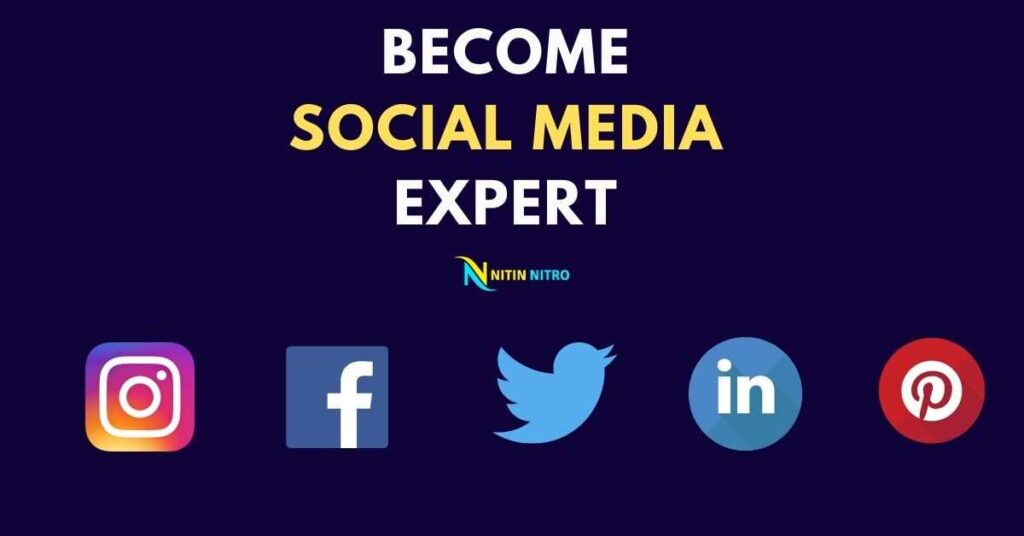 Become social media expert
